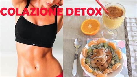 Frullati Detox Per Dimagrire by Colazione Detox Per Dimagrire Velocemente
