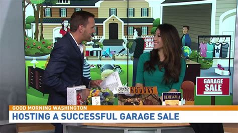 How To Host A Successful Garage Sale by How To Host A Garage Sale That Earns Big Bucks Wjla