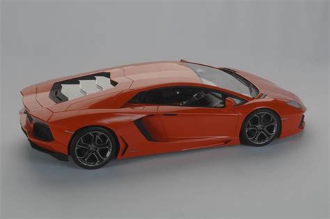 Lamborghini Aventador Lp 700 4 by Lamborghini Aventador Lp 700 4 1 18 Mr Collection Models