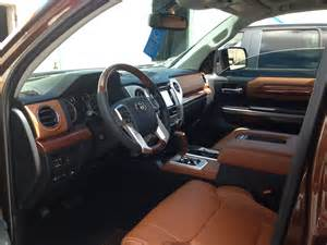 2014 toyota tundra 1794 edition interior apps directories