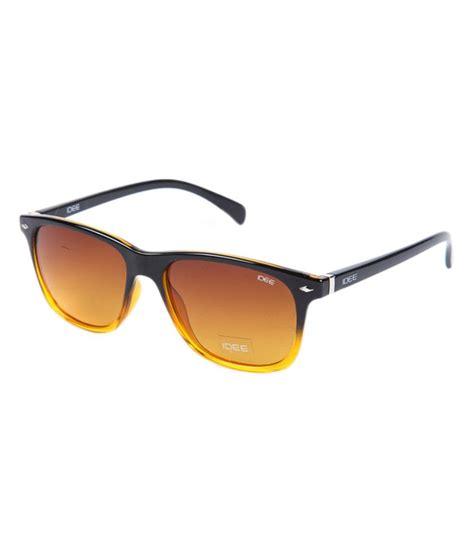 idee yellow wayfarer sunglasses buy idee yellow wayfarer