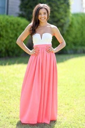 Maxi Reva neon pink maxi skirt