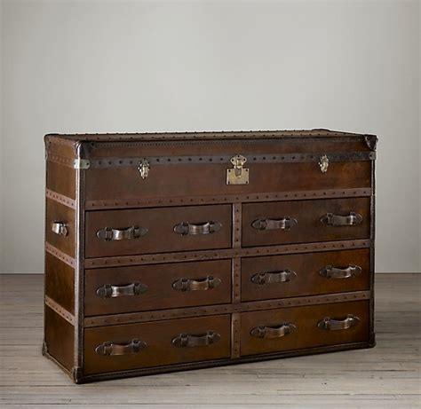 suitcase dresser who knew vintage suitcases make fabulous furniture