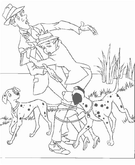 Anita 101 Dalmatians Coloring Pages Coloring Pages Coloring Pages 101