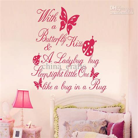 kids bedroom quotes kids room butterfly wall quotes vinyl wall stickers