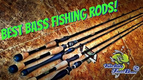best bass fishing rod best bass fishing rods st croix rods