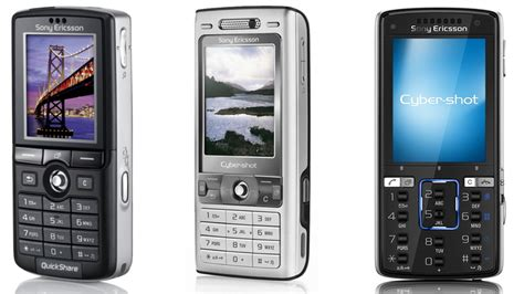 sony ericsson mobile phones make believe the best sony ericsson phones of all time