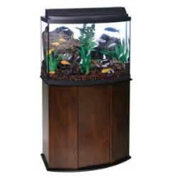 Aqueon® 36 Gallon Bow Front Aquarium Ensemble   Aquariums   PetSmart