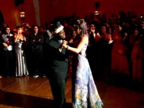 high school prom dance king and queen san pedro high school prom king and queen dance 2010 youtube