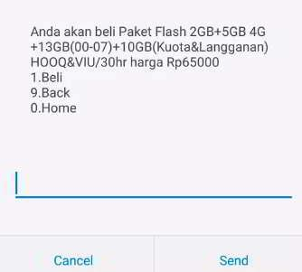 ubah kuota fb cara daftar paket snc telkomsel lewat sms future cars