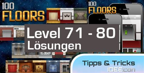 100 Floors Tower Level 71 - 100 floors l 246 sungen update 13 06 2012 level 71 80