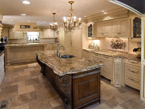 Luxury Handmade Kitchens - ornate kitchen cabinets custom made ornate kitchen by