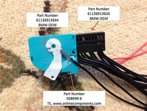 E60 Diy How To Make A Combox Plug Amp Play Retrofit