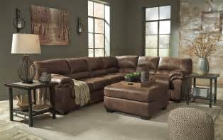 Furniture Sectional by Furniture Bladen Coffee Raf Sofa And Ottoman