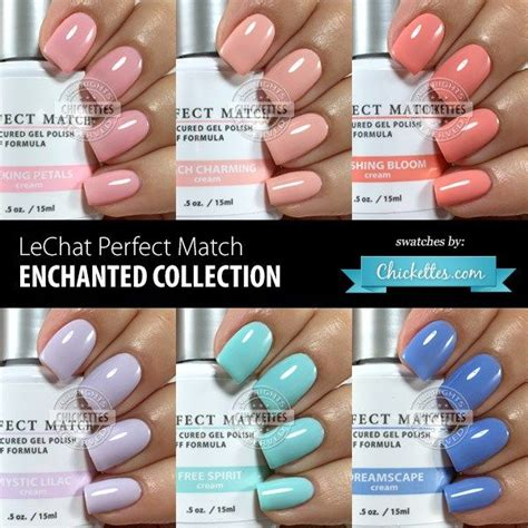 match gel colors 17 images about lechat swatches on cloud 9