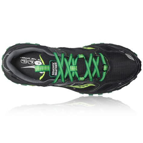 saucony waterproof trail running shoes saucony powergrid xodus 4 0 tex waterproof trail