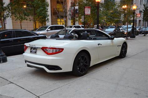 Used Maserati Convertible by 2012 Maserati Granturismo Convertible Sport Sport Stock