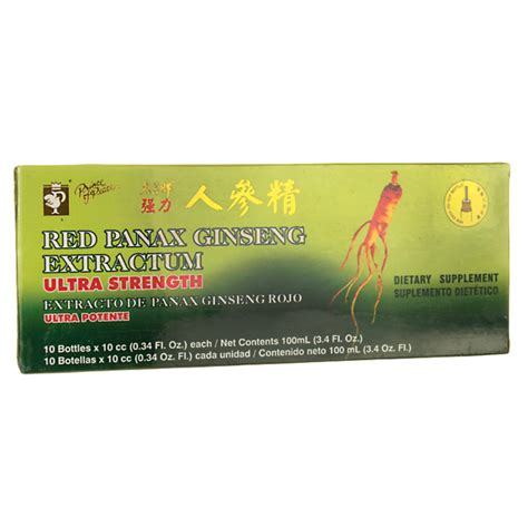 Panax Ginseng Extractum prince of peace panax ginseng extractum ultra strength