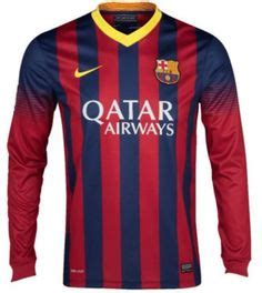 Jersey Barcelona Home 1617 Lengan Panjang 1000 images about t shirt on fc barcelona jersey and golden state warriors