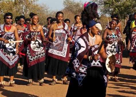 traditional wedding ceremony of swaziland swaziland