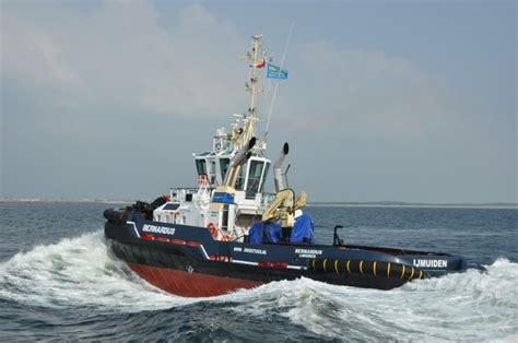 sleepboot ijmuiden nieuwe sleepboot in ijmuiden