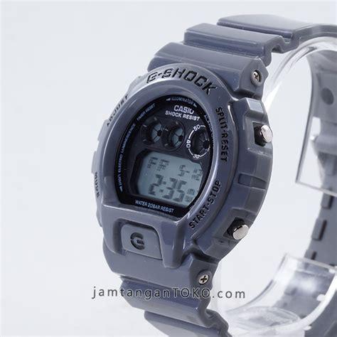 Gshock Barang Display kelengkapan g shock dw 6900 8a grey glossy kw toko jam