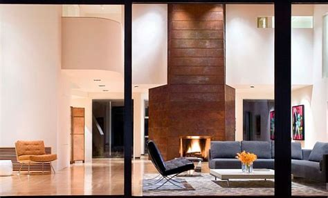 the copper room 19 fireplace design ideas for a warm home during winter