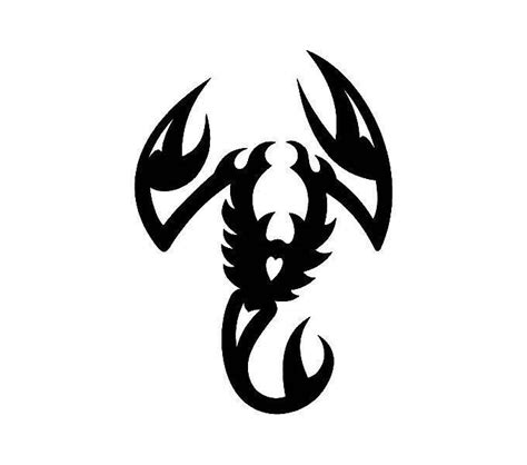 scorpion design designs and tattoo ideas
