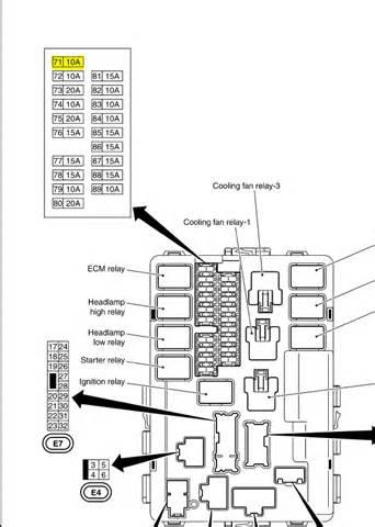 02 infiniti q45 fuse box car wiring diagrams