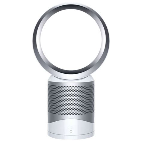 dyson cool link desk air purifier with hepa filter white air purifiers best buy canada