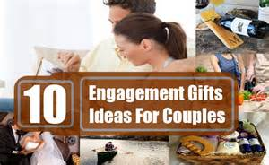 An engagement party is a happy occasion for all and indeed a light