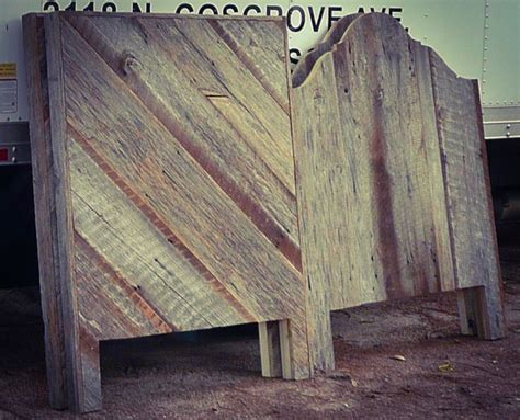 barn siding headboard barn siding headboards reclaimed barn wood pinterest
