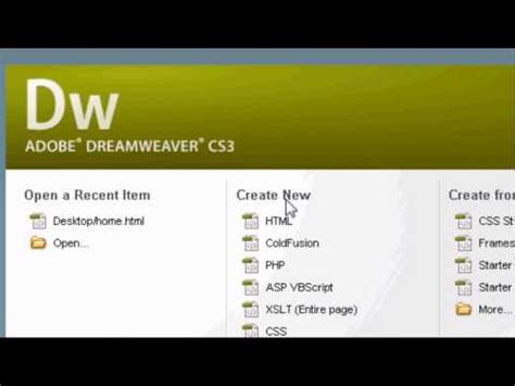 adobe dreamweaver cc 2018 introduction reference guide sheet of tips shortcuts laminated card books adobe dreamweaver introduction tutorial how to make a