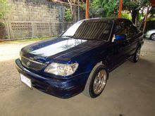 Toyota Soluna Gli 1 5 Mt 2000 ค นหารถใหม และรถม อสองสำหร บขาย ในประเทศไทย one2car