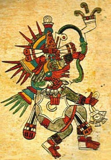 imagenes mitologicas de la cultura mexica quetzalc 243 atl
