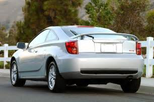 Toyota Celica Horsepower 2004 Toyota Celica Specs Pictures Trims Colors Cars