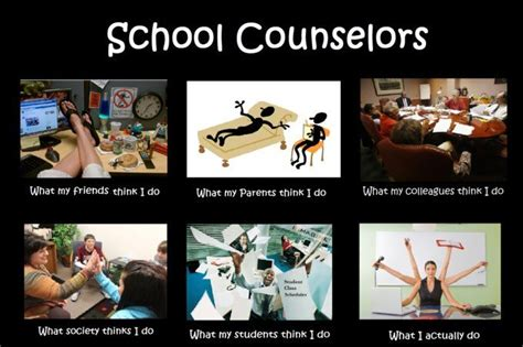 what does a school counselor do what does a school counselor do work
