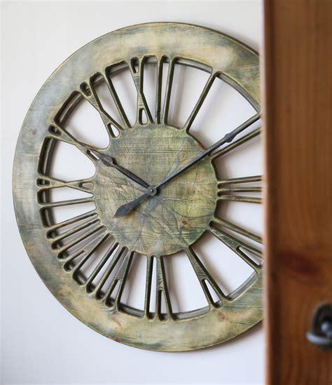 large modern wall clocks large modern wall clocks handmade 100 cm diameter
