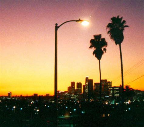 los angeles street lights photos bsl
