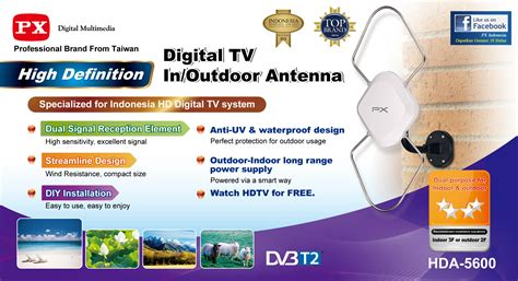 Px Digital Antenna Hda 1100 service and