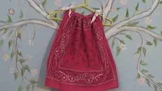 quick  easy  sew bandana dress blouse summer dress