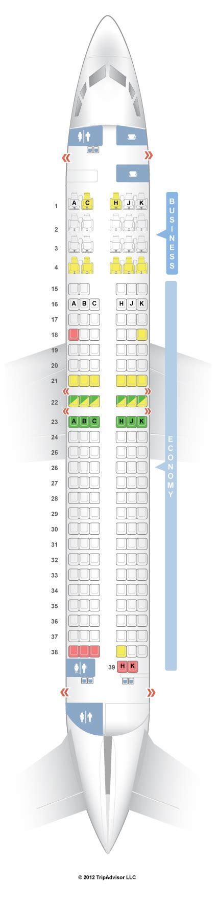 transavia seats seatguru seat map japan airlines boeing 737 800 738 domestic