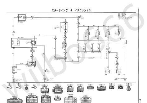 jzs161 toyota aristo 2jz gte vvti wiring diagrams студопедія