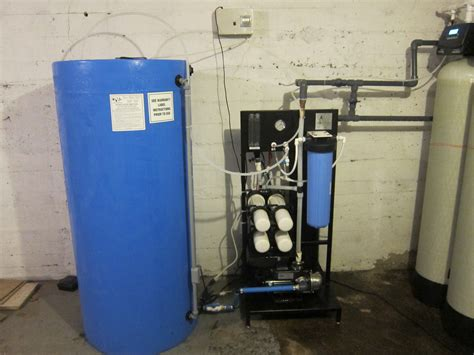Osmosis Whole House well water treatment for deephaven estate installation