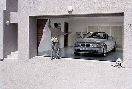 garagentor bekleben it s just cool garage door photo tarpaulins toolmonger