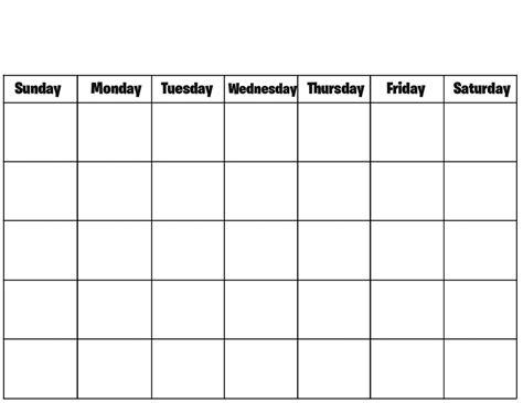 weekly schedule template word schedule template free
