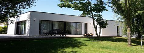 Constructeur Maison Moderne Toit Plat by Constructeur Maison Maine Et Loire Ventana