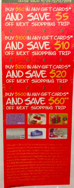 Waldbaums Gift Card - free money at a p for buying gift cards not to be missed angelina travels