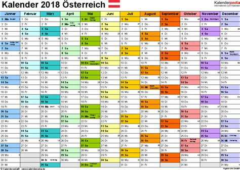 Kalender 2018 Steiermark Kalender 2018 214 Sterreich Zum Ausdrucken Als Pdf