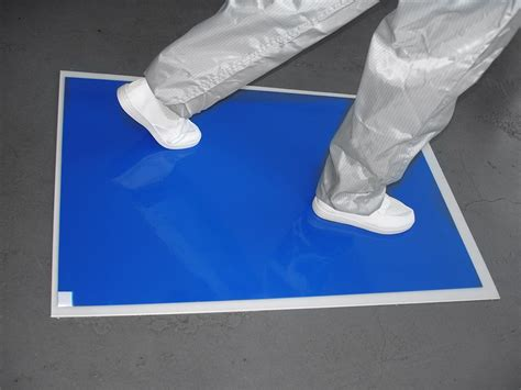 Sticky Mats For Clean Rooms by Sticky Floor Mats On Floor Inside Clean Room Mats